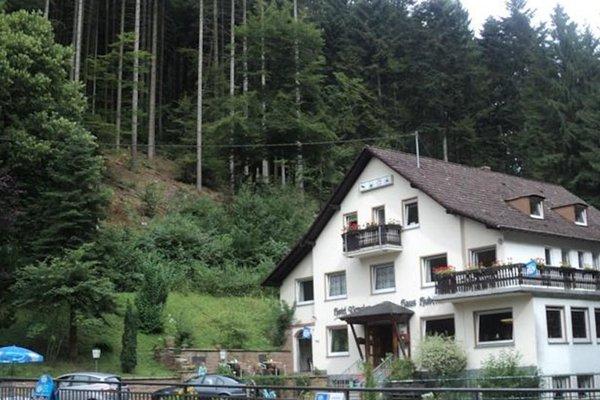 Гостевой дом «Pension Haus Hubertus», Malberg