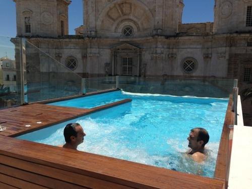 Hotel La Catedral - фото 18