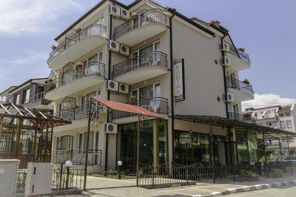 Radina Family Hotel - фото 21