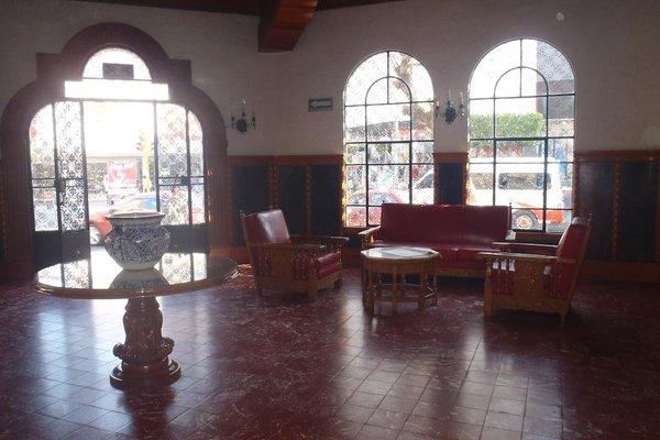 Gran Hotel Mexico - фото 15