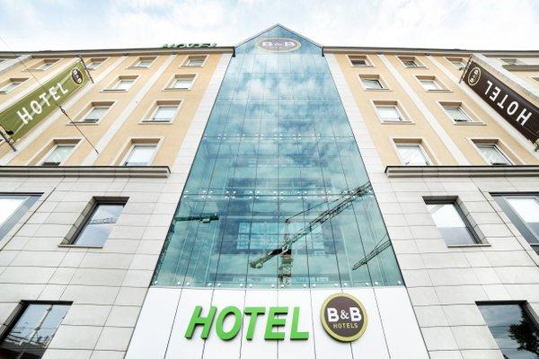 B&B Hotel Wroclaw Centrum - фото 22