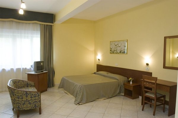 Гостиница «Olga», Арцано