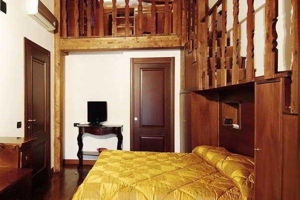 Гостиница «Residence Casale Da Padeira», Мелито-ди-Наполи