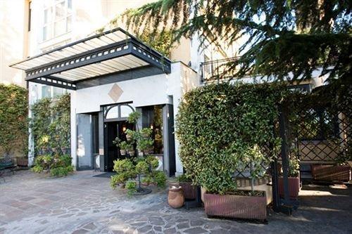 Culture Hotel Villa Capodimonte - фото 21