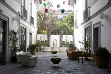 Hotel Piazza Bellini - фото 17