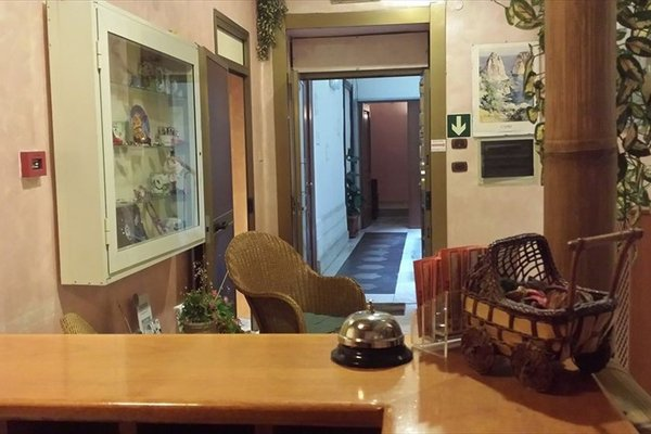Hotel Ginevra - фото 17