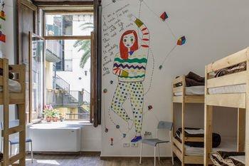 La Controra Hostel Naples - фото 8