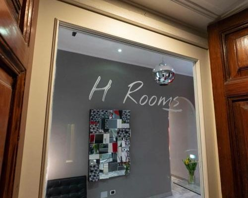 H Rooms Boutique Hotel - фото 13