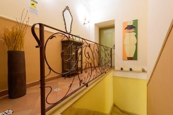 Hotel Mergellina - фото 17