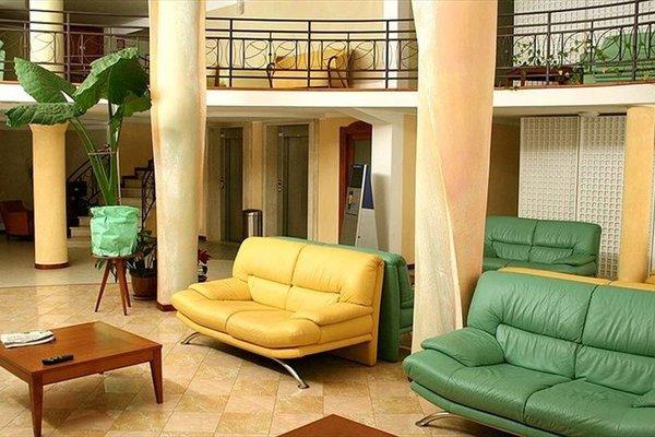 Euro Hotel - фото 7
