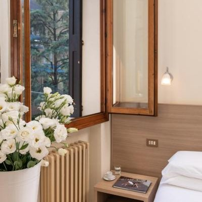 Hotel Casa Del Pellegrino - фото 1
