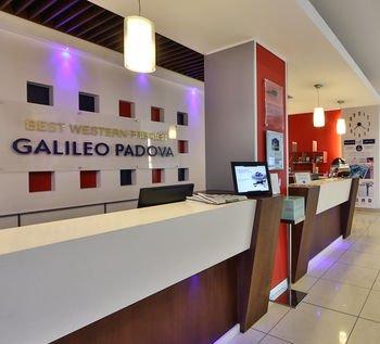 Best Western Premier Hotel Galileo Padova - фото 15
