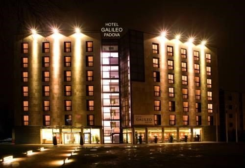 Best Western Premier Hotel Galileo Padova - фото 22