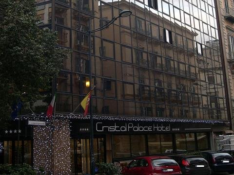 Cristal Palace Hotel - фото 20