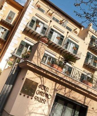 Hotel Giardino Inglese - фото 23
