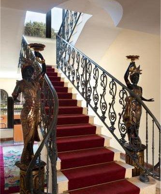 Hotel Giardino Inglese - фото 12
