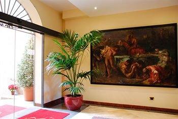Hotel Giardino Inglese - фото 6