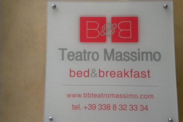 B&B Teatro Massimo - фото 14