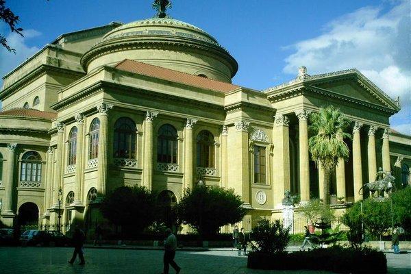 B&B Teatro Massimo - фото 23