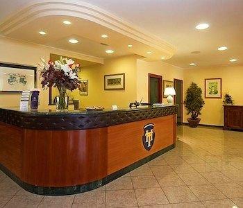 Hotel Tirrenus Perugia - фото 16