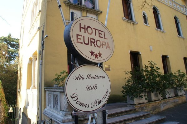 Alla Residenza Domus Minervae - фото 16