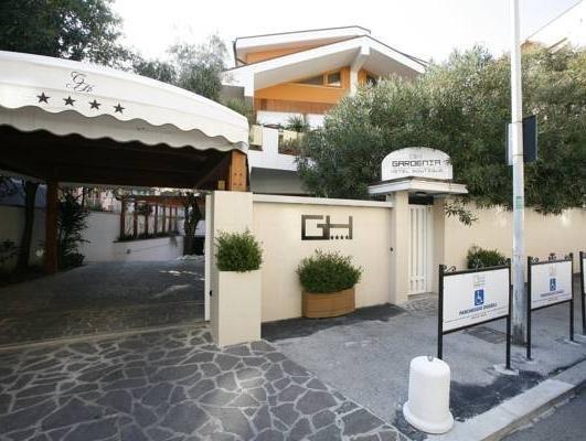 Gardenia Hotel - фото 22
