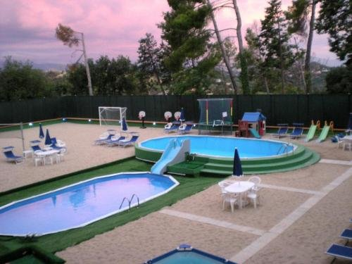 Parc Hotel Villa Immacolata - фото 21