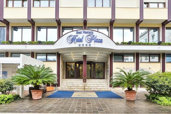 Best Western Hotel Plaza - фото 11