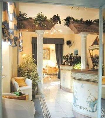Hotel Soggiorno Athena - фото 12