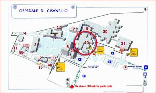 Residence Isola Verde Cisanello - фото 19