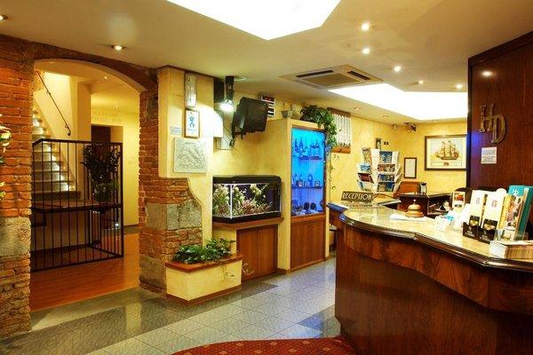 Hotel Di Stefano - фото 13