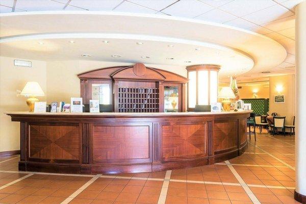 Hotel Villa Cappugi - фото 14
