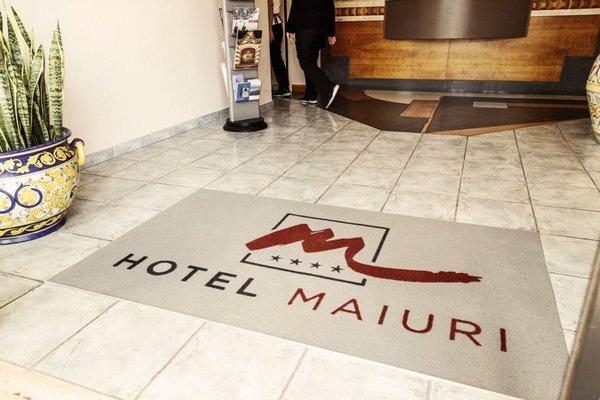 Hotel Maiuri - фото 17