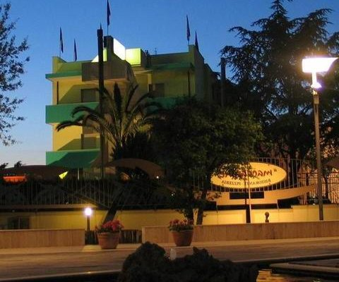 Hotel Maiuri - фото 21