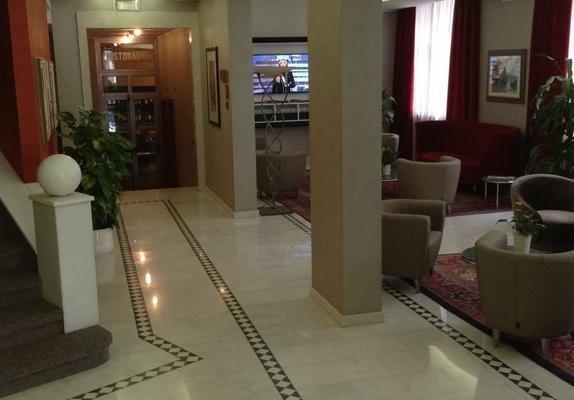 Palace Hotel Moderno - фото 14