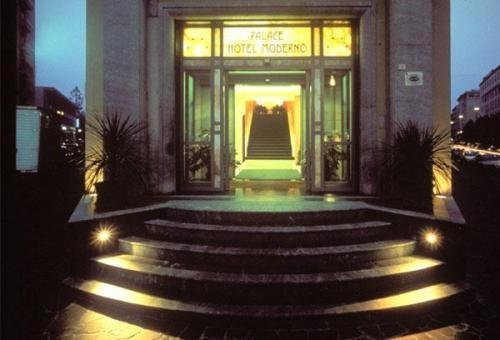 Palace Hotel Moderno - фото 20