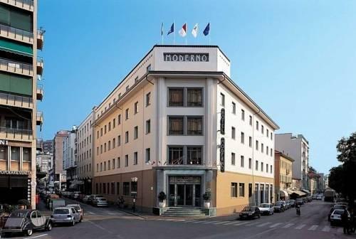 Palace Hotel Moderno - фото 23