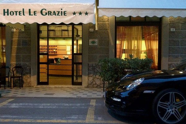 Hotel Le Grazie - фото 18