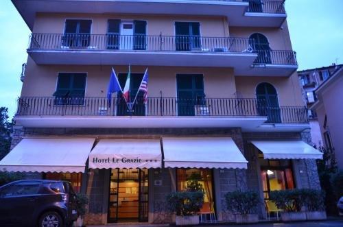 Hotel Le Grazie - фото 21