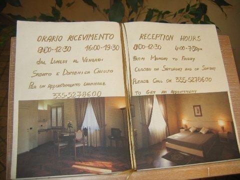 Residence Manassei - фото 20