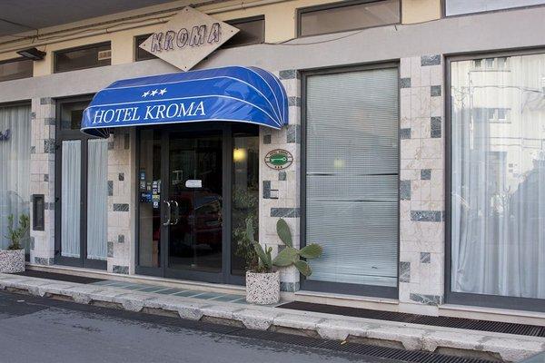 Hotel Kroma - фото 21