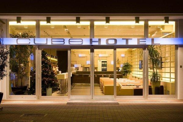 Hotel Cube - фото 21