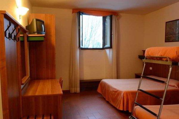 Гостиница «Albergo La Foresta», Салтино