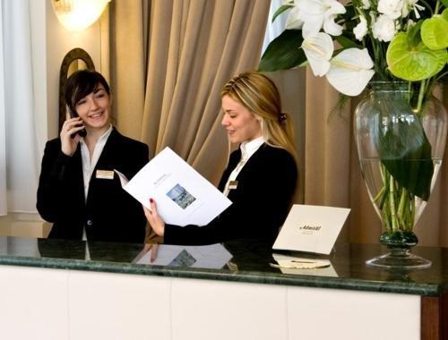 Hotel Admiral - фото 11