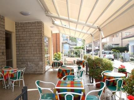 Hotel Villa Alberta Rimini - фото 12