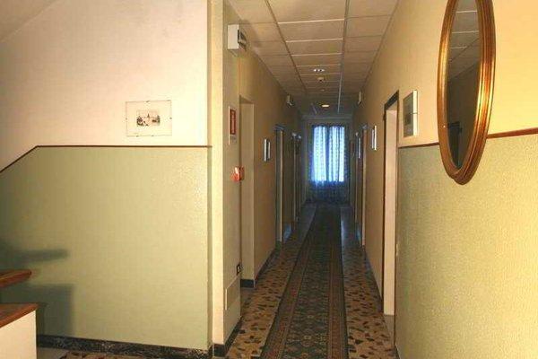 Hotel Villa Alberta Rimini - фото 14