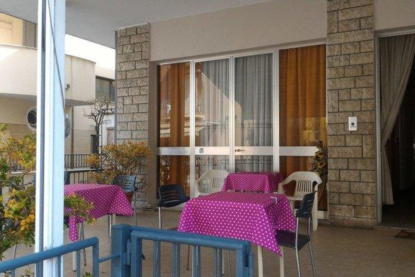 Hotel Villa Alberta Rimini - фото 20