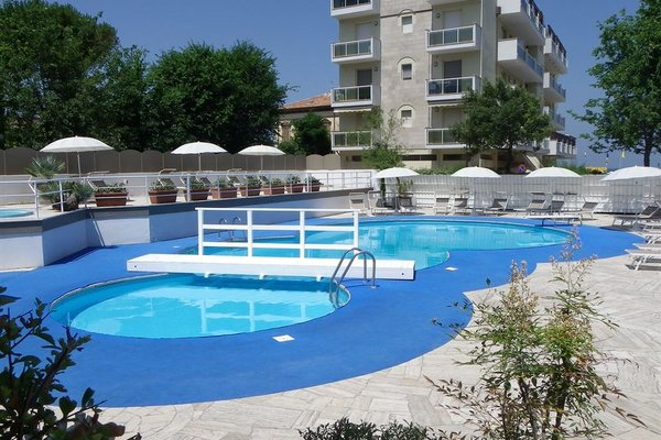 Oxygen Lifestyle Hotel/Helvetia Parco - фото 21