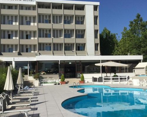 Oxygen Lifestyle Hotel/Helvetia Parco - фото 22