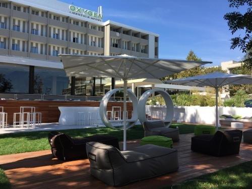 Oxygen Lifestyle Hotel/Helvetia Parco - фото 23